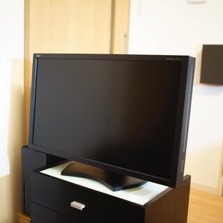 エヌイーシー(NEC)の美品「 NEC LCD-PA272W-BK 」AH-IPS液晶 - 保証有(ディスプレイ)