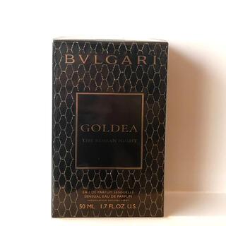 BVLGARI - 新品未使用 BVLGARI ゴルデア ローマンナイト 50ml EDP