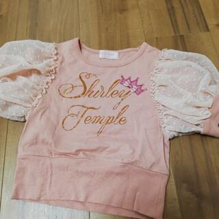 Shirley Temple - シャーリーテンプル プルオーバー