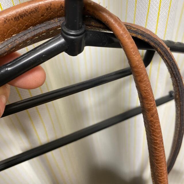 LONGCHAMP(ロンシャン)のLongchamp 紫 肩掛けもできる バッグ レディースのバッグ(ショルダーバッグ)の商品写真