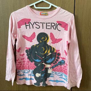 ヒステリックミニ(HYSTERIC MINI)のヒステリックミニ 長袖Tシャツ✩.*˚(Tシャツ/カットソー)