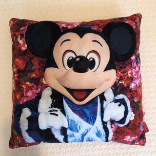Disney - 《ディズニーグッズ》ミッキー イマジニング 実写 クッション