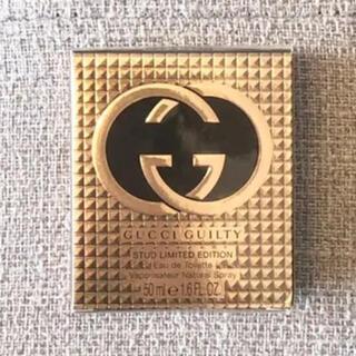 グッチ(Gucci)のレア 新品未使用 限定 GUCCI ギルティ EDT 50ml スタッズ(香水(女性用))