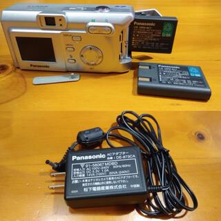 パナソニック(Panasonic)のデジカメ ジャンク品 Panasonic LUMIX(コンパクトデジタルカメラ)