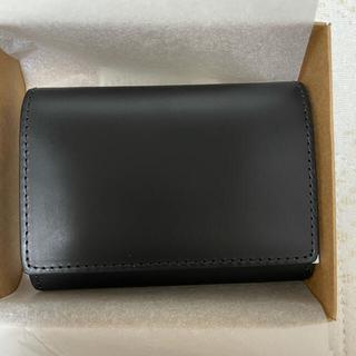 MUJI (無印良品) - 三つ折財布 無印良品 新品