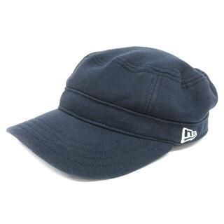 ニューエラー(NEW ERA)のニューエラ NEW ERA ワーク キャップ 帽子 7 1/4 57.7cm(その他)