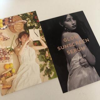 エーケービーフォーティーエイト(AKB48)の小嶋陽菜 herlipto ポストカード(女性タレント)