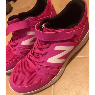 New Balance - ニューバランス570 ピンク