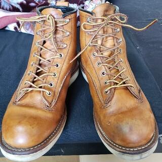 REDWING - REDWING レッドウイング 2904 ラインマン 8.5 靴 LINEMAN
