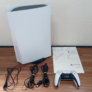 SONY - 【美品】PS5 ディスクドライブ搭載モデル CF1-1000A01