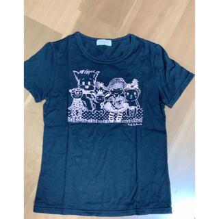 エミリーテンプルキュート(Emily Temple cute)のエミリーテンプルキュート 黒Tシャツ エミキュ(カットソー(半袖/袖なし))