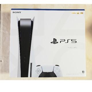 SONY - PlayStation5 ディスクドライブ搭載モデル 本体