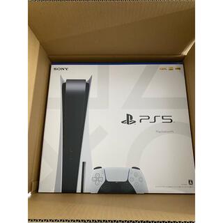 プレイステーション5 PS5 本体 ディスクドライブ搭載モデル 新品未開封