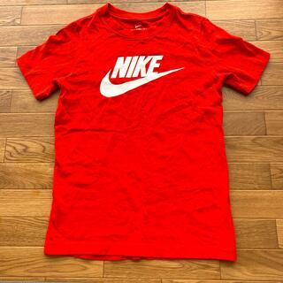 ナイキ(NIKE)のNIKE 赤 Tシャツ S(Tシャツ/カットソー)