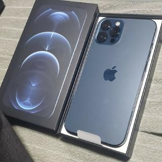 Apple - iPhone 12pro MAX 128GB Sim フリー