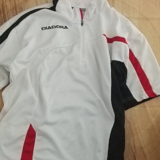 ディアドラ(DIADORA)の⭐️売り切り!DIADORA ディアドラ 半袖 スポーツウェア メンズ O(ウェア)