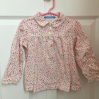 ファミリア(familiar)のファミリア カットソー サイズ100(Tシャツ/カットソー)