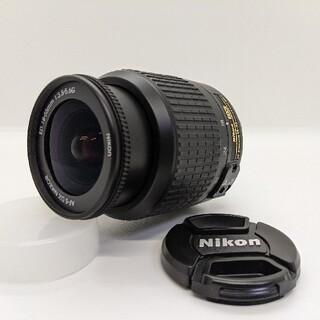 ニコン(Nikon)の【超美品】Nikon ニコン NIKKOR AF-S 18-55mm 標準レンズ(レンズ(ズーム))