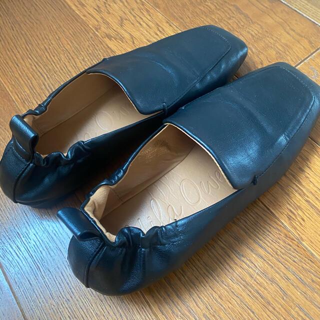 Mila Owen(ミラオーウェン)のMila Owen パンプス フラットシューズ スリッポン レディースの靴/シューズ(スリッポン/モカシン)の商品写真