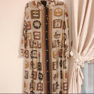 JaneMarple - 新品 royal chocolateのdaydress
