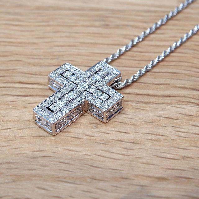 キラリ様の ダミアーニ 研磨済み ベルエポック ダイヤモンド ネックレス WG メンズのアクセサリー(ネックレス)の商品写真