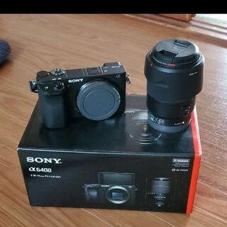 SONY - α6400 高倍率ズームセット E18-135mm F3.5-5.6OSS