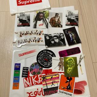 Supreme - supreme ステッカー 20枚 ショッパーセット