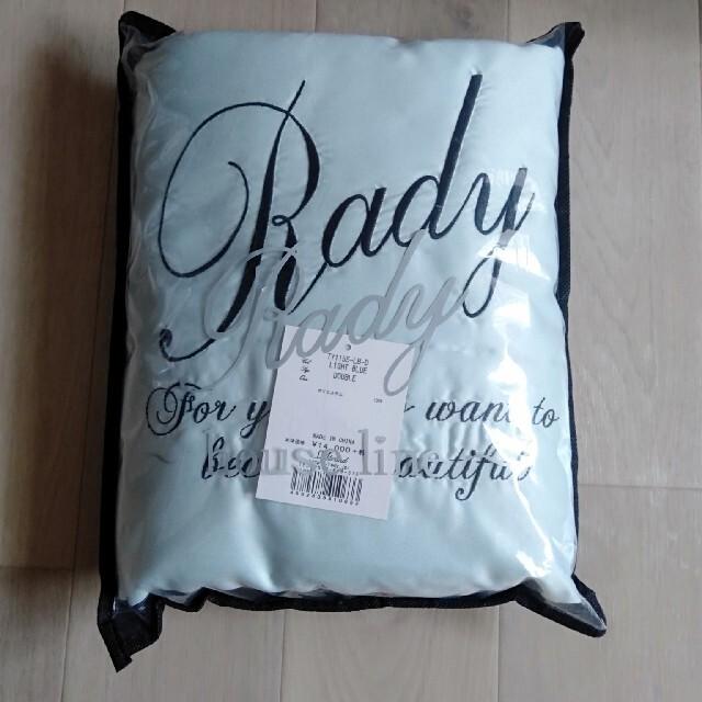 Rady(レディー)のrady  ダブル ベッドカバー インテリア/住まい/日用品の寝具(シーツ/カバー)の商品写真
