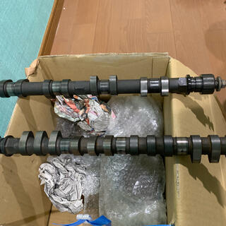 AE86 5バルブ用戸田製ハイカムIN.EX