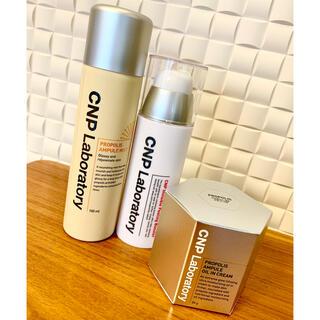 チャアンドパク(CNP)のCNP ベストスキンケア基礎化粧品3点セット(化粧水/ローション)
