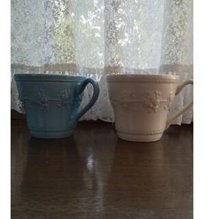 ウェッジウッド(WEDGWOOD)のwedgwood queen's ware collection(グラス/カップ)