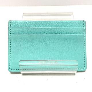 Tiffany & Co. - ティファニー カードケース - レザー