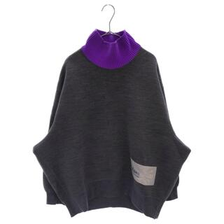 kolor - kolor カラー 長袖セーター