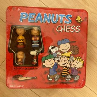 PEANUTS CHESS スヌーピー チェス