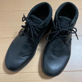 ロックポート(ROCKPORT)のロックポート アディダス メンズ 靴 スニーカー レザー ハイカット(スニーカー)