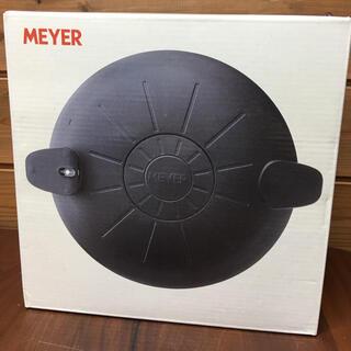 マイヤー(MEYER)の【新品未使用】MEYER イージープレッシャークッカー 電子レンジ圧力鍋(調理道具/製菓道具)