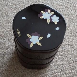 ウノチヨ(宇野千代)の宇野千代 三段弁当箱(弁当用品)