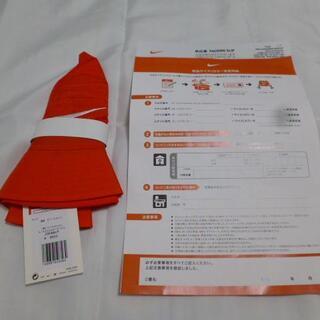ナイキ(NIKE)の新品未使用 【赤・L/XL】STUSSY NIKE BUCKET HAT(ハット)
