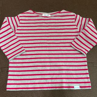 ドアーズ(DOORS / URBAN RESEARCH)のFORK&SPOON ボーダーシャツ 105(Tシャツ/カットソー)