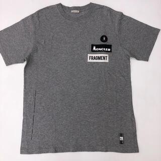 モンクレール(MONCLER)の超美品 モンクレール フラグメント Tシャツ サイズM(Tシャツ/カットソー(半袖/袖なし))