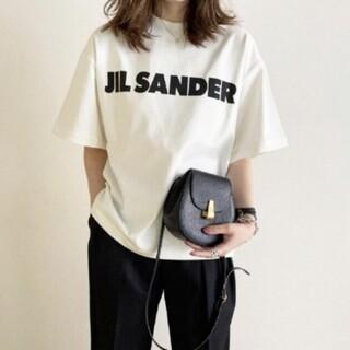 ジルサンダー(Jil Sander)のJIL SANDER ジルサンダー 20ss最新Tシャツ(Tシャツ(半袖/袖なし))