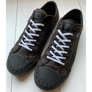 "W)taps - WTAPS  VANS ""GREASERS "" Wネームスニーカー 28.5cm"