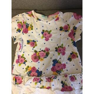 ハッカキッズ(hakka kids)のtシャツ140(Tシャツ/カットソー)