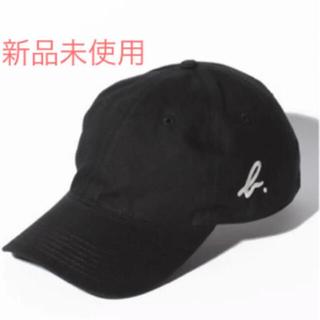 アニエスベー(agnes b.)の未使用 アニエスベー  キャップ 帽子 ブラック(キャップ)