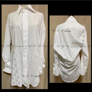 ヴィヴィアンウエストウッド(Vivienne Westwood)の《準備中》シャツワンピース(Tシャツ(長袖/七分))