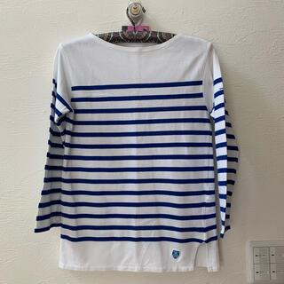 ORCIVAL - ORCIVAL ラッセルフレンチセーラーTシャツ