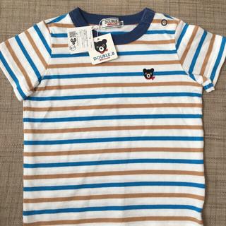 DOUBLE.B - ミキハウス ダブルビー Tシャツ 80