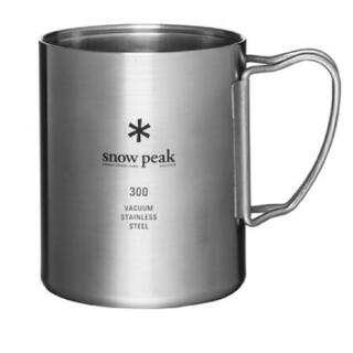 Snow Peak - スノーピーク ステンレス真空マグ300