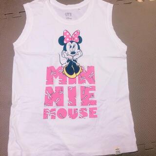 ユニクロ(UNIQLO)のミニーちゃん♡Tシャツ(Tシャツ(半袖/袖なし))