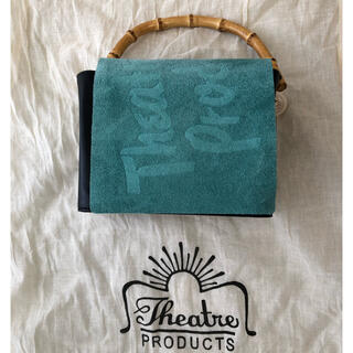 THEATRE PRODUCTS - 美品 シアタープロダクツ バッグ